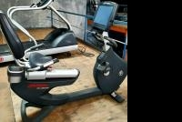 LIFE FITNESS RECUMBENT CYCLE 95R